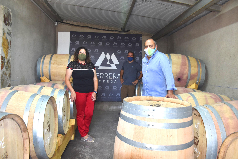 Visita a la Bodegas Ferrera / CanariasNoticias.es