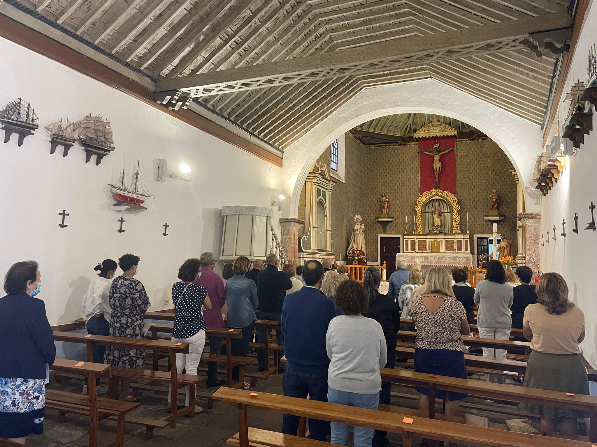 Femés en Yaiza (Lanzarote) celebra el día de San Marcial del Rubicón / CanariasNoticias.es