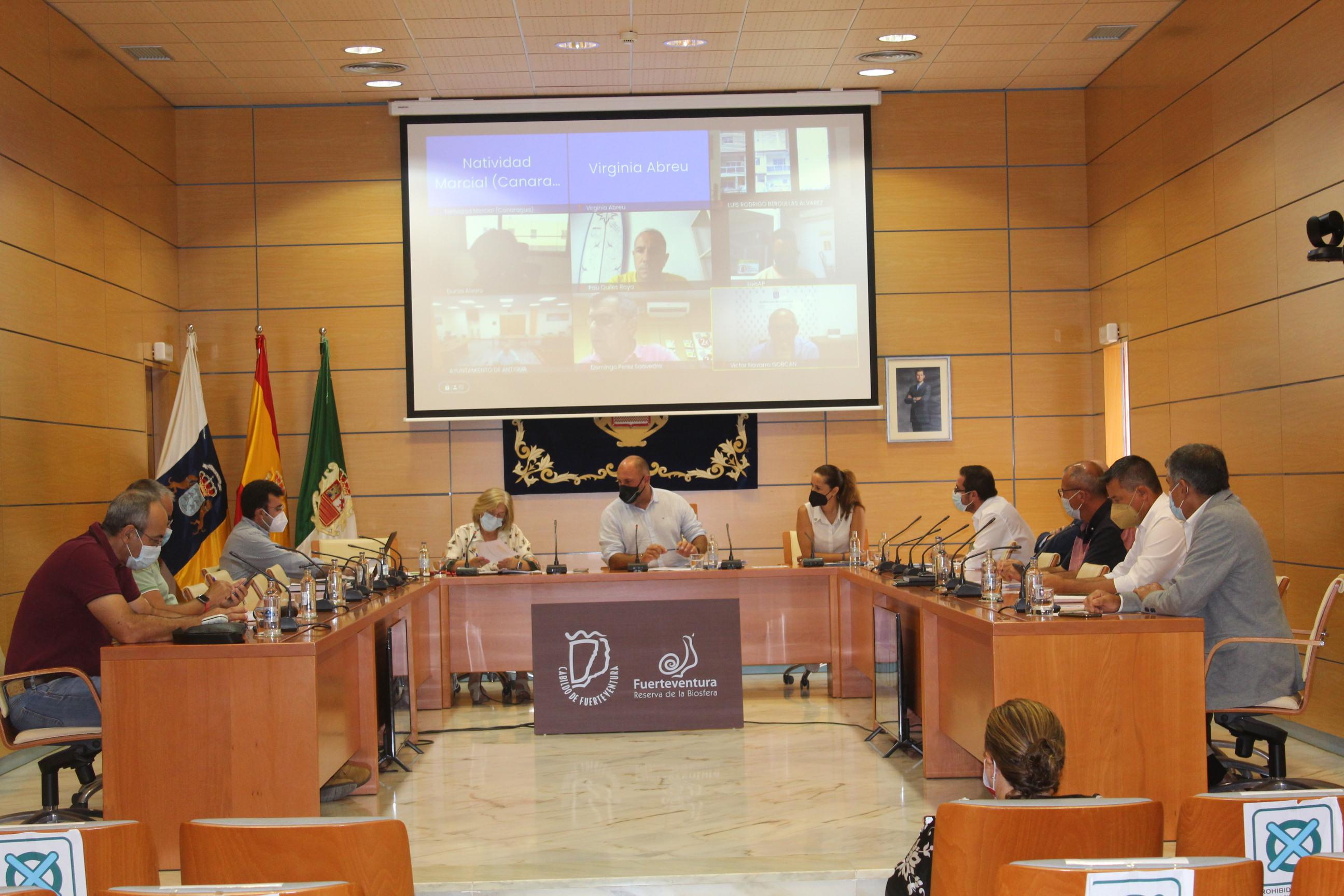 Junta General del Consejo Insular de Aguas de Fuerteventura (CIAF) / CanariasNoticias.es