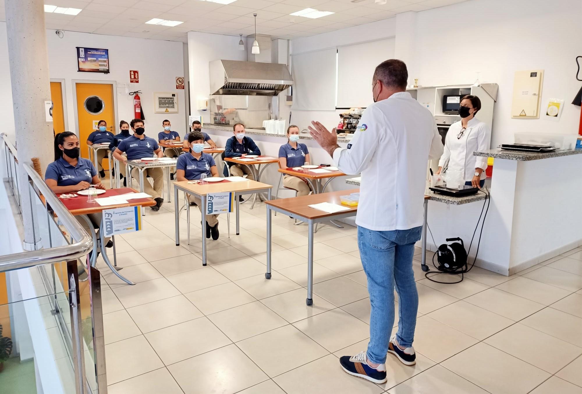 PFAE de Guía de Isora (Tenerife) / CanariasNoticias.es