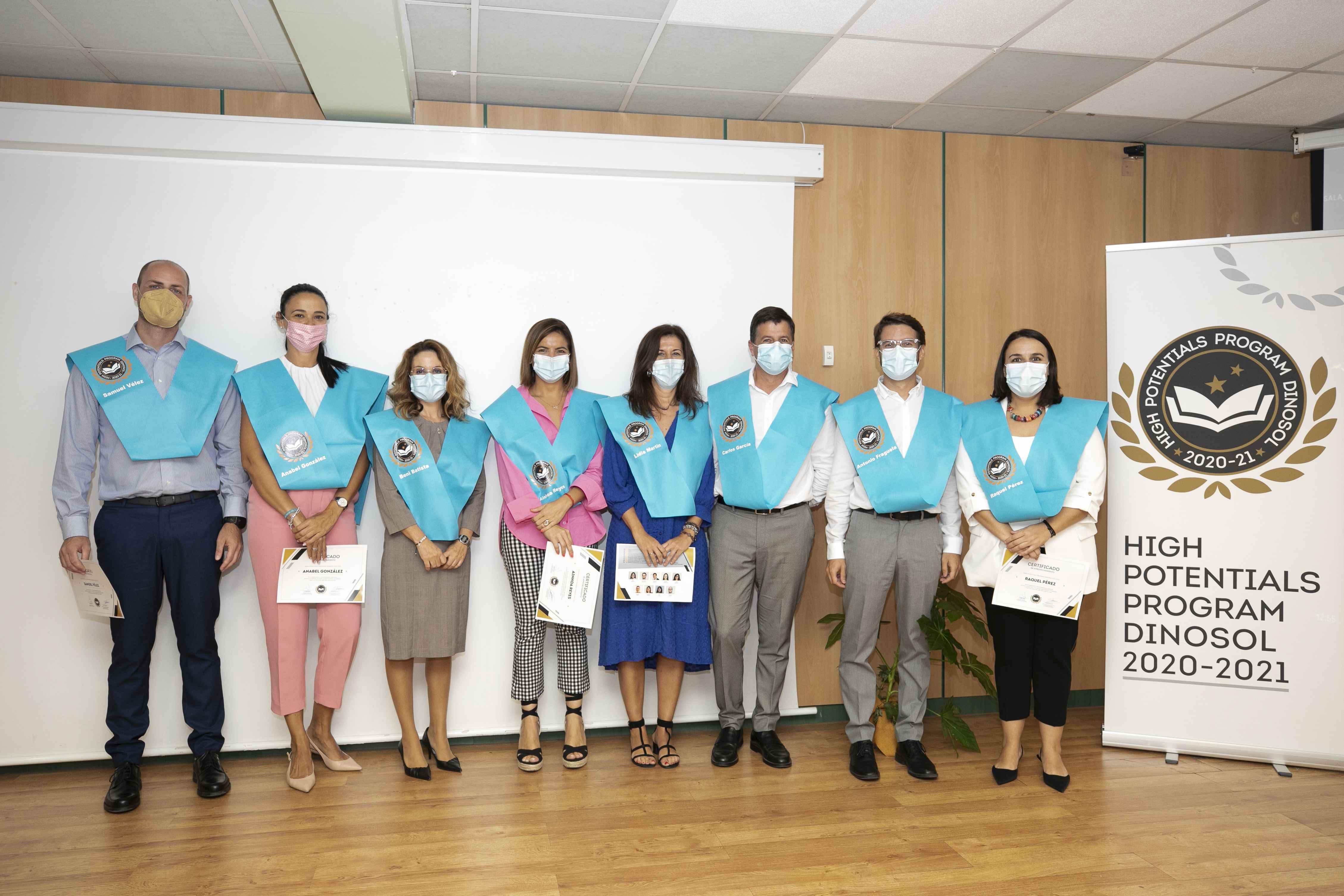Participantes de High Potentials / CanariasNoticias.es