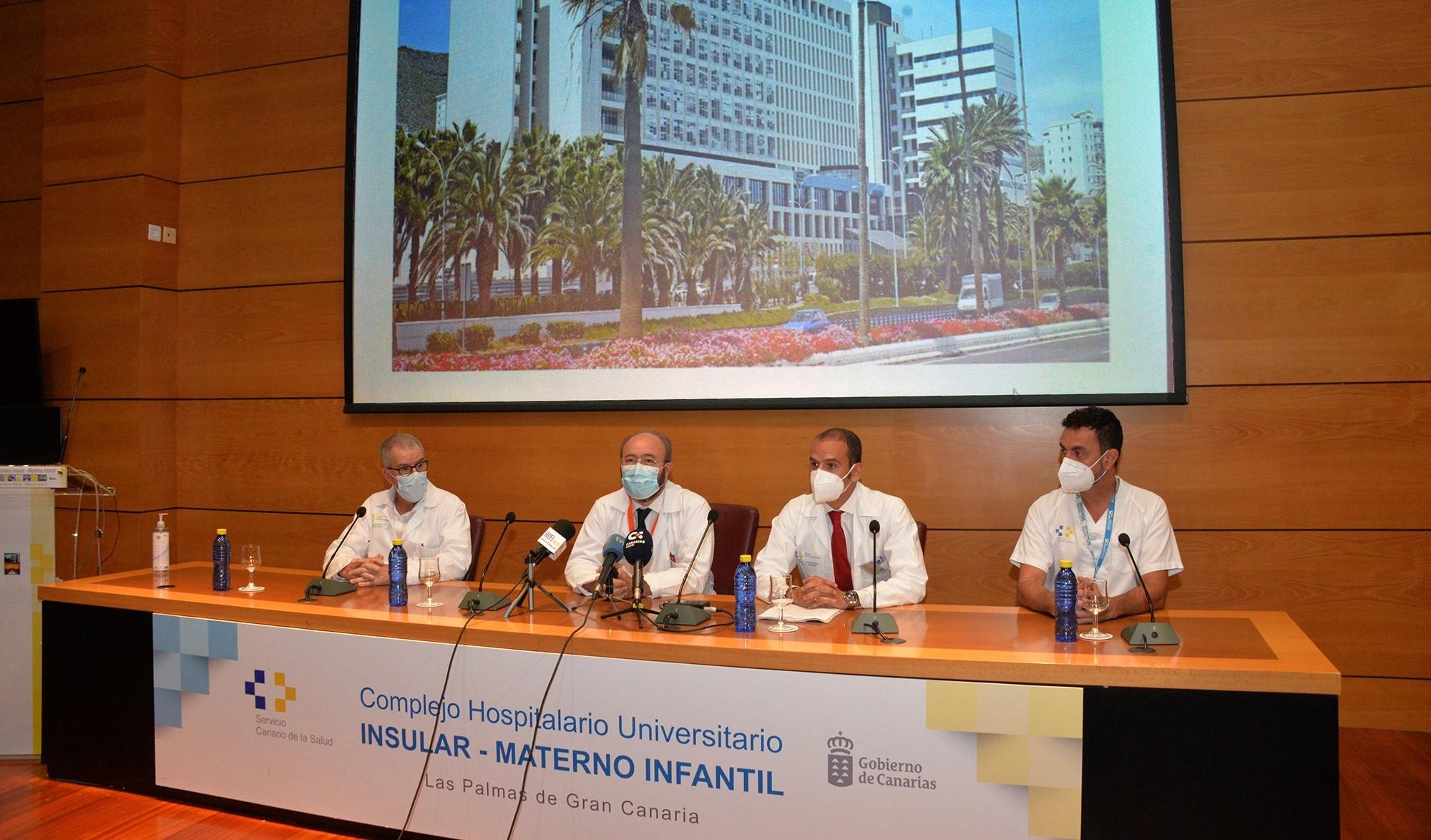 El Hospital Universitario Insular de Gran Canaria supera los 600 trasplantes renales / CanariasNoticias.es