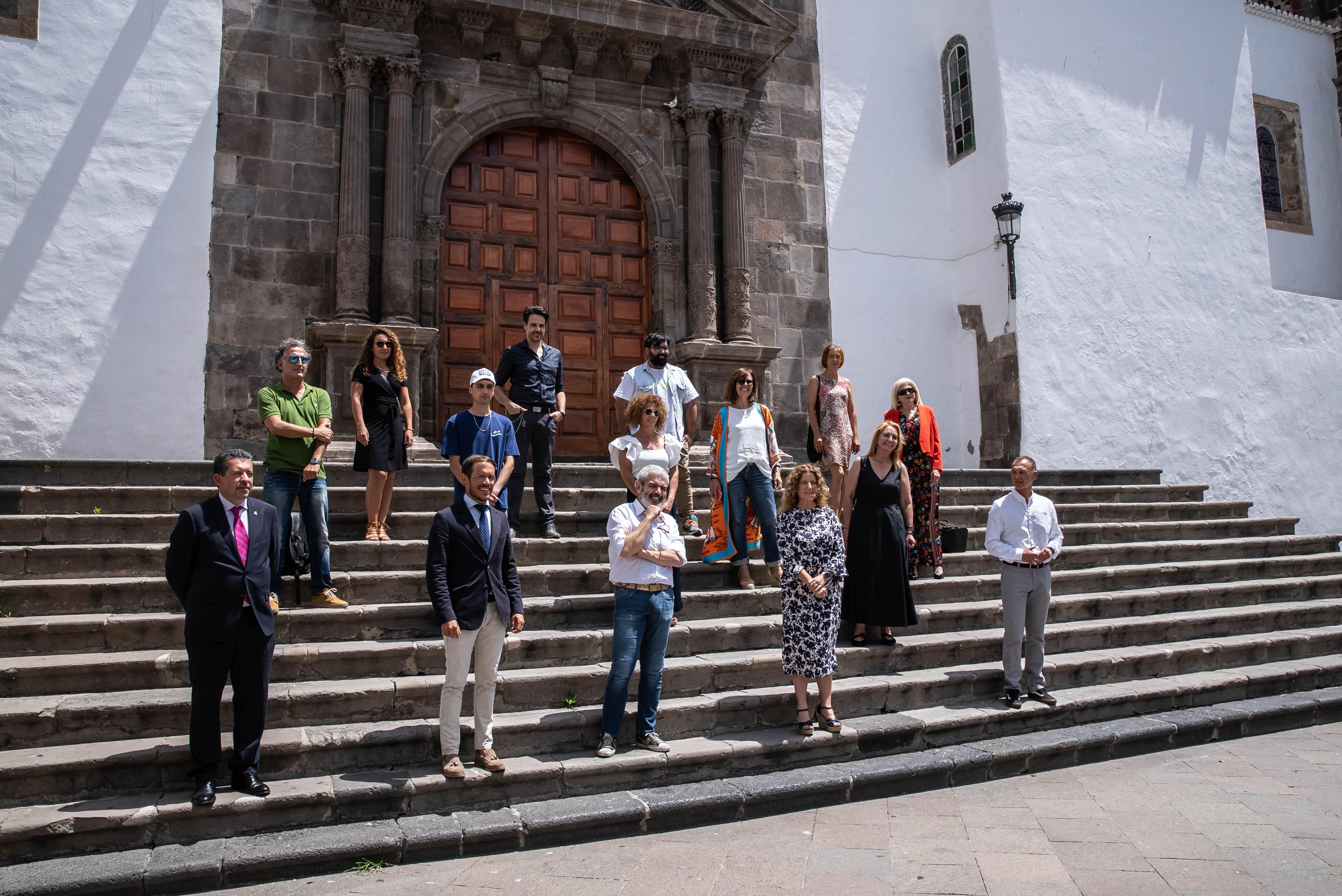 Lorenzo Caprile será embajador de La Palma Fashion Week / CanariasNoticias.es