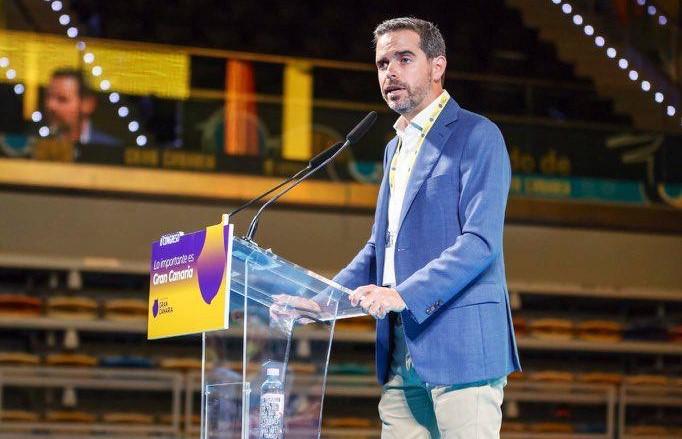 Lucas Bravo de Laguna, presidente de UxGC / CanariasNoticias.es