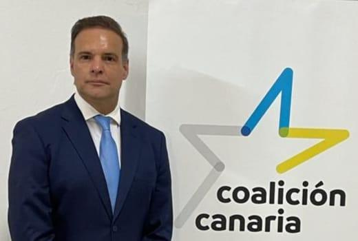 Marcos Marrero, secretario local de CC de Firgas / CanariasNoticias.es