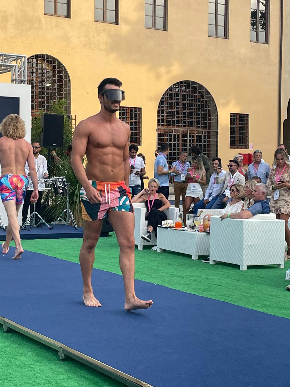 Diseñadores de Moda Cálida Gran Canaria participan en la Feria Internacional de Moda Baño Maredamare