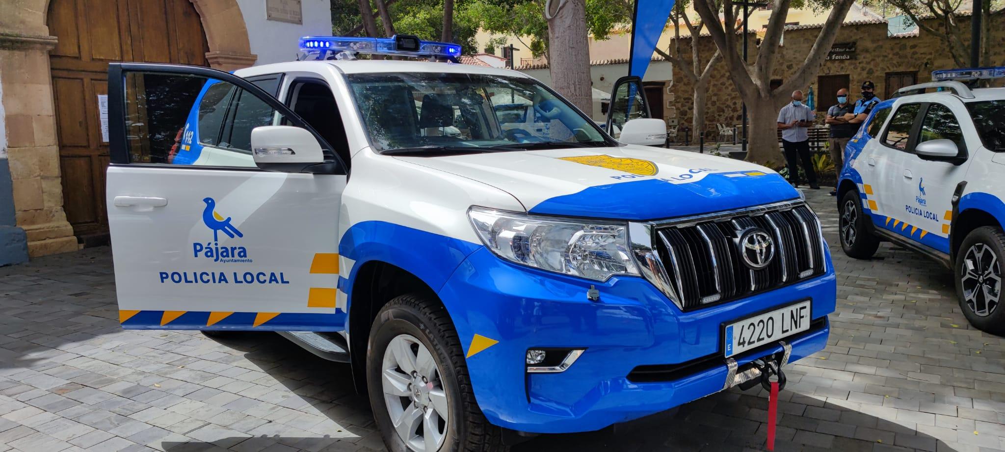 Pájara (Fuerteventura) oferta seis plazas de Policía Local / CanariasNoticias.es