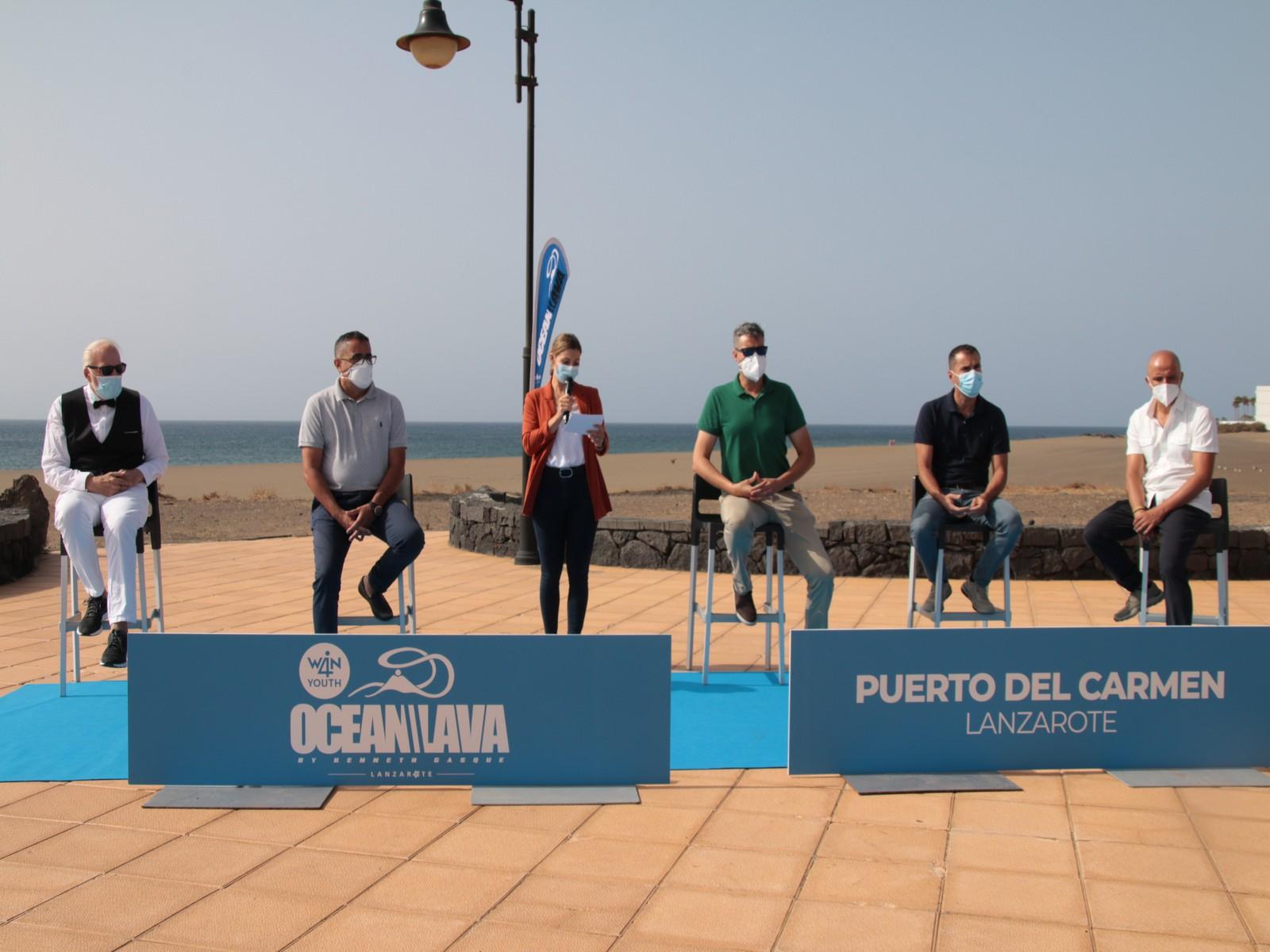 Presentación del Ocean Lava Lanzarote Triathlon / CanariasNoticias.es