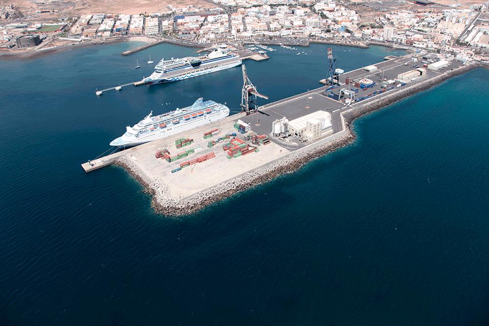 Puerto de Puerto del Rosario. Fuerteventura/ canariasnoticias