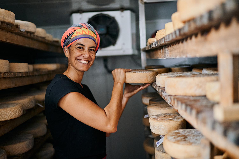 Las queserías artesanales de Gran Canaria estarán representadas en la dirección de QueRed / CanariasNoticias.es