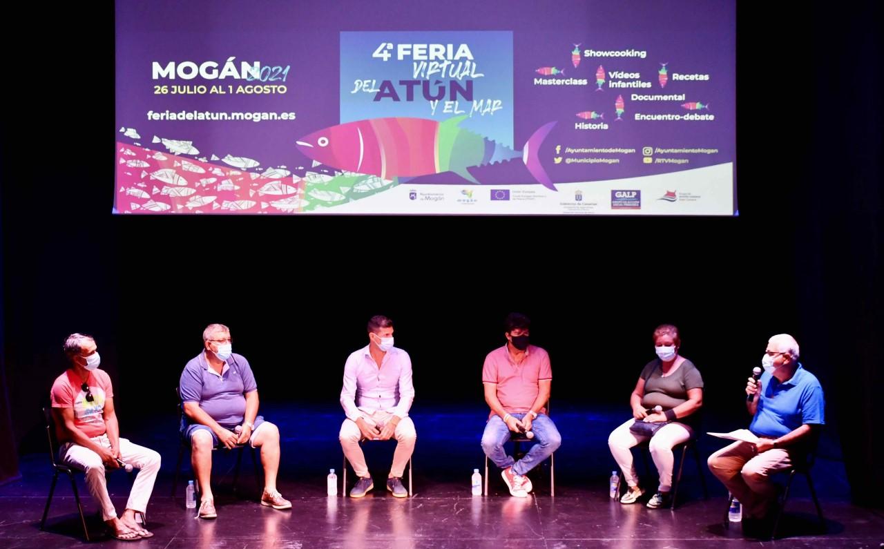 IV Feria del Atún y el Mar de Mogán/ canariasnoticias