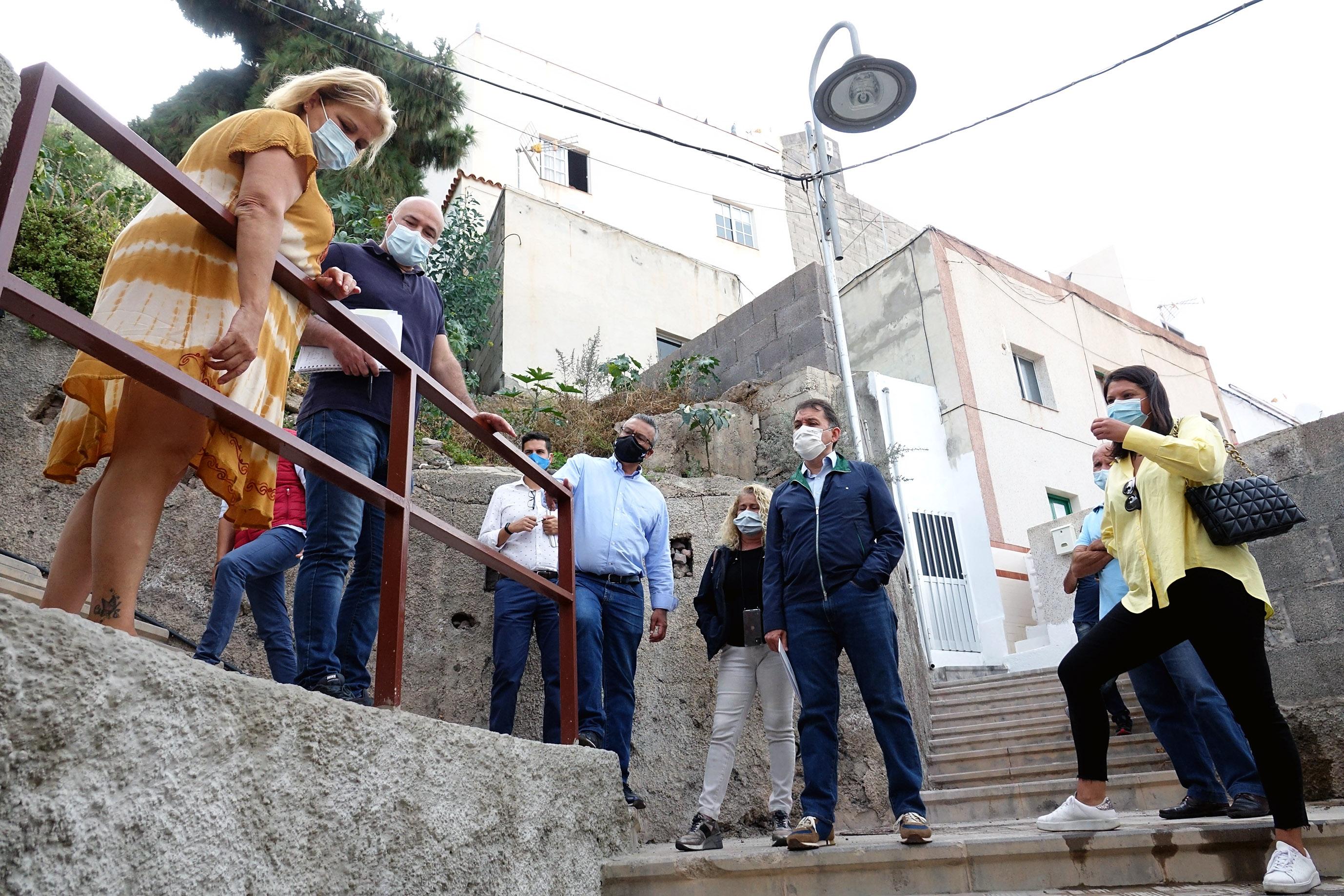 Visita al distrito Anaga de Santa Cruz de Tenerife / CanariasNoticias.es