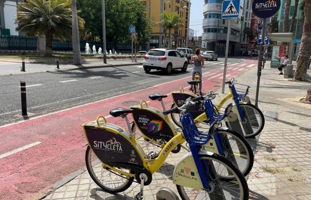 Sitycletas en Las Palmas de Gran Canaria / CanariasNoticias.es