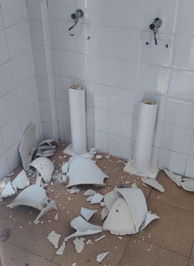Destrozos vandálicos en los parques de Telde / CanariasNoticias.es