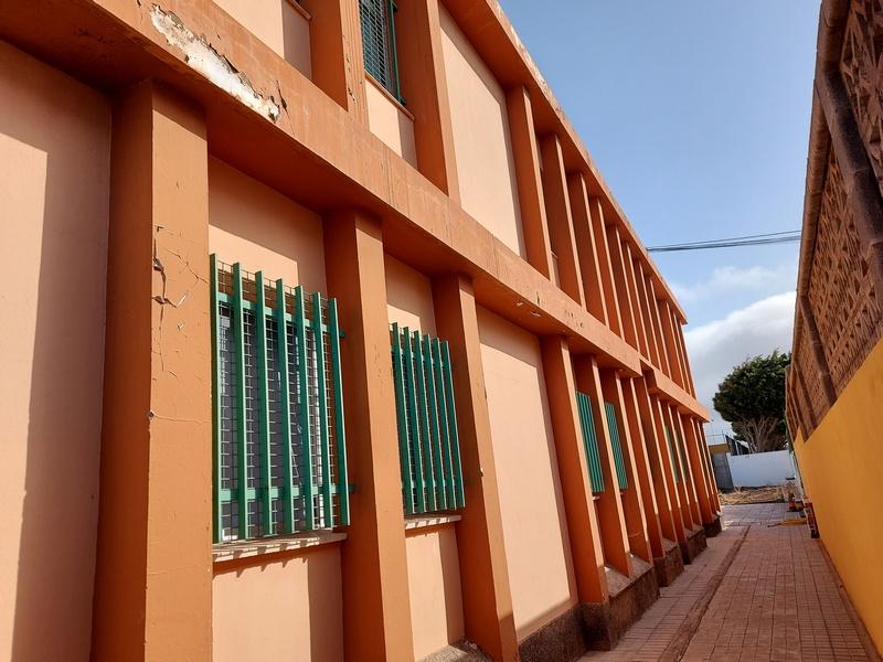 Telde inicia las obras de mejora en el CEIP de Caserones / CanariasNoticias.es