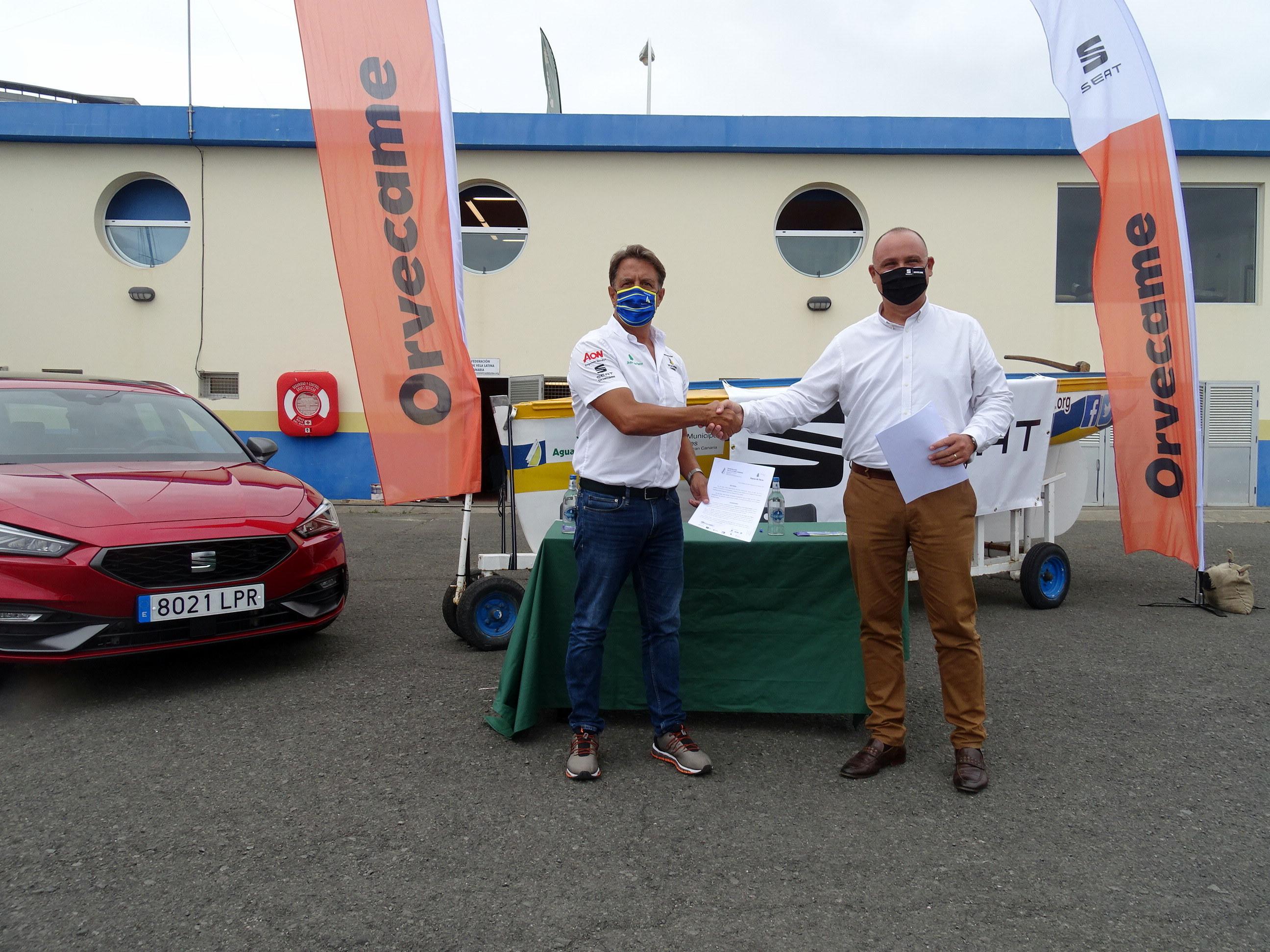 SEAT Orvecame renueva su apuesta por la Vela Latina Canaria / CanariasNoticias.es