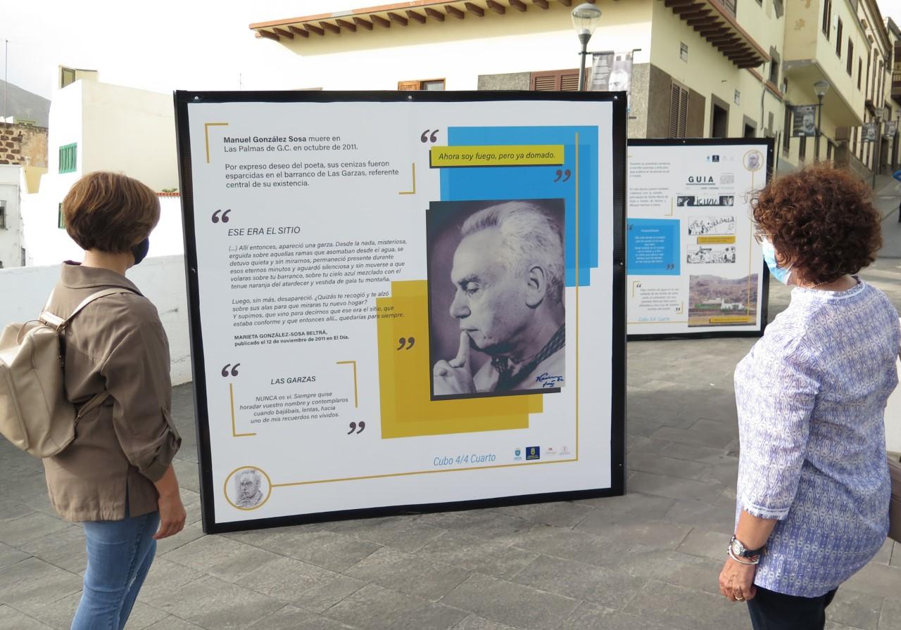 Exposición Urbana. Manuel González Sosa. Guía/ canariasnoticias