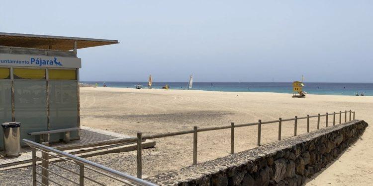 Playa de Morro Jable/ canariasnoticias