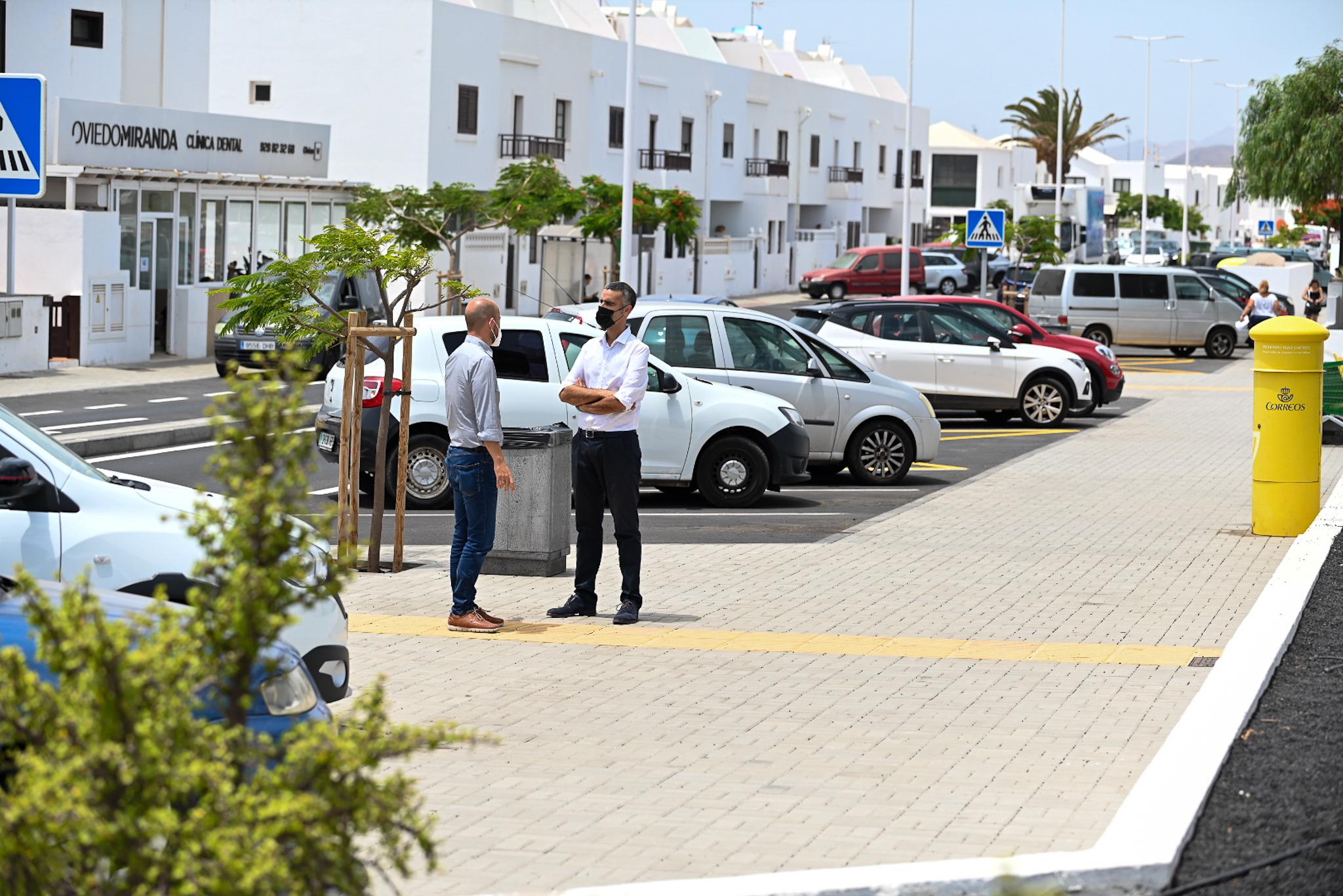 San Bartolomé (Lanzarote) comienza a trabajar en la accesibilidad del municipio / CanariasNoticias.es