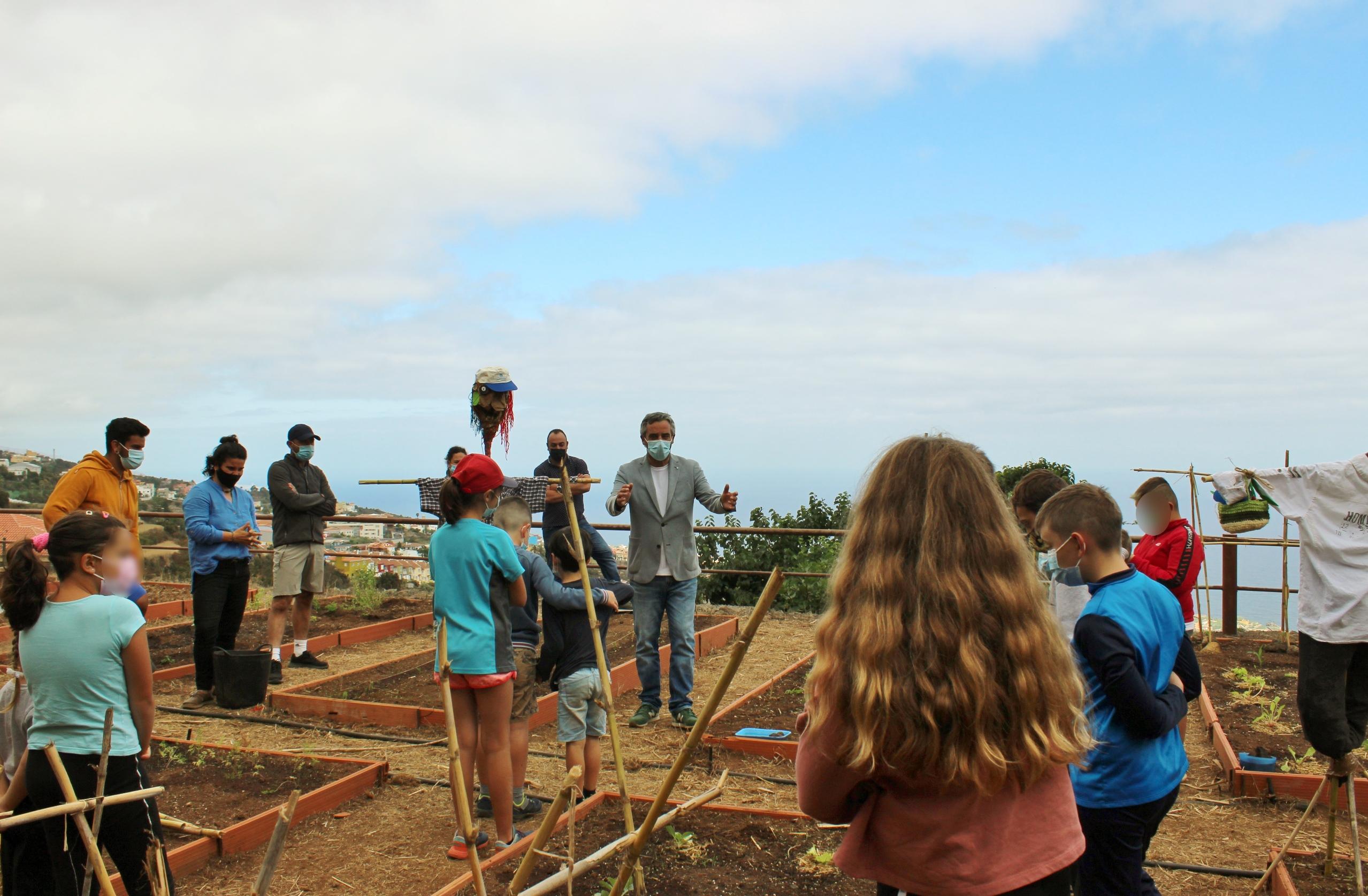 """Éxito del """"Campus en el Campo"""" de San Juan de la Rambla (Tenerife) / CanariasNoticias.es"""