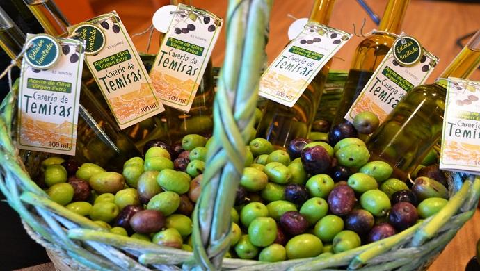 Aceite de oliva virgen extra 'Caserío de Temisas' / CanariasNoticias.es