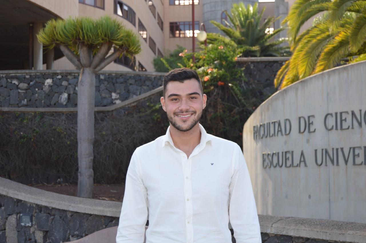 Brian Trujillo, presidente de Libertad Estudiantil / CanariasNoticias.es