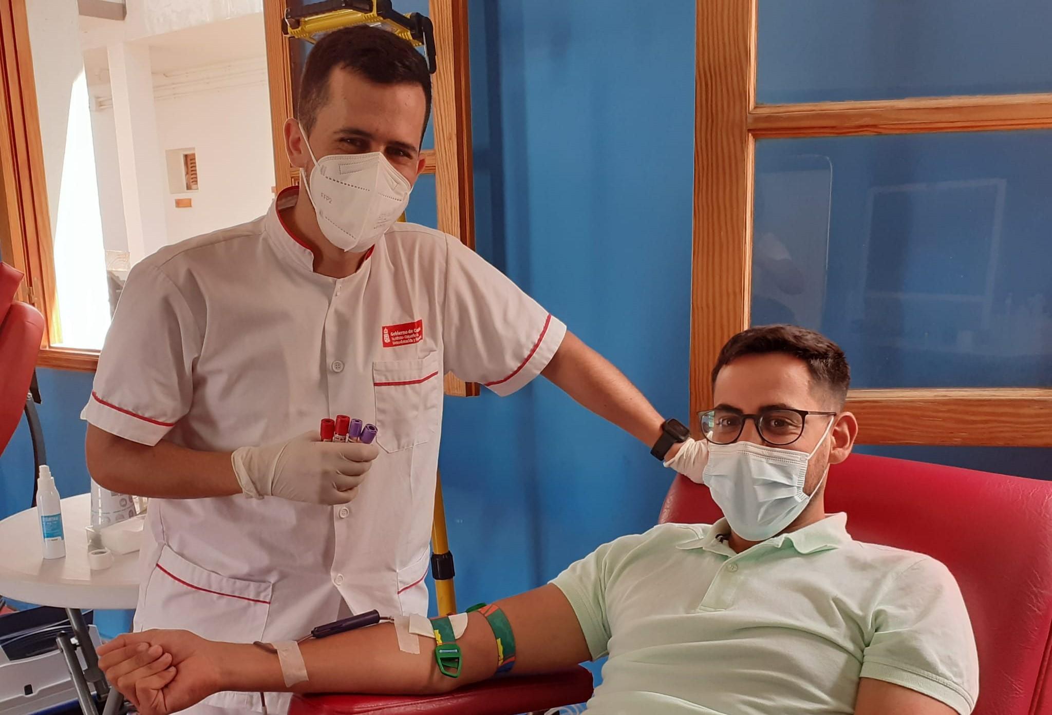 Donante de sangre del ICHH / CanariasNoticias.es
