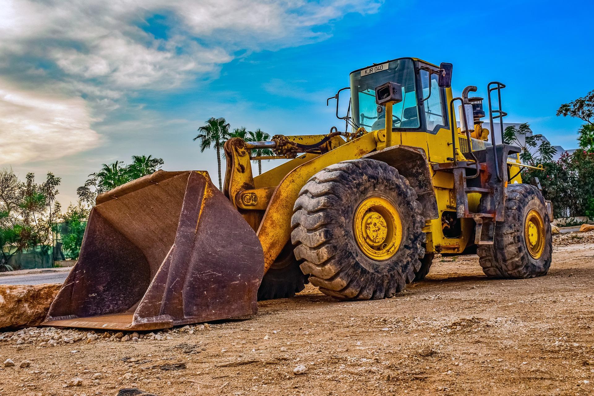 Variedades y diferencias de excavadoras de ruedas