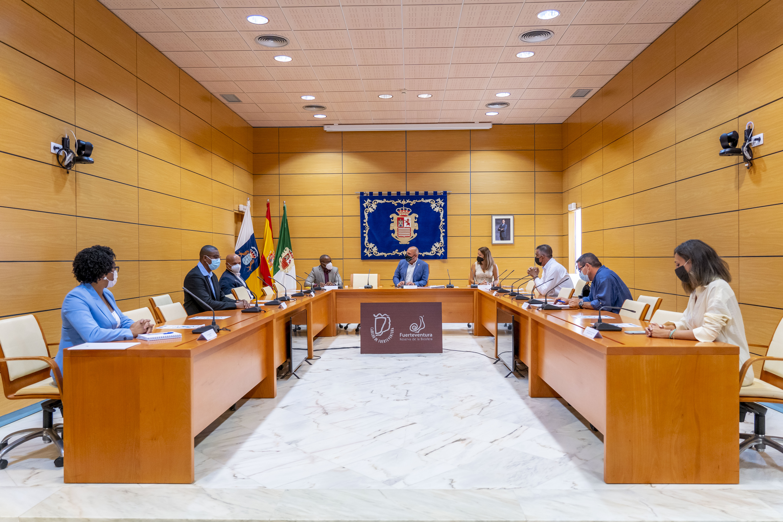 Fuerteventura y Cabo Verde reanudan sus lazos de cooperación / CanariasNoticias.es