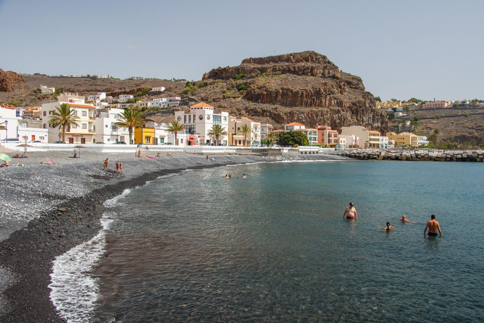 Playa de Santiago en La Gomera / CanariasNoticias.es