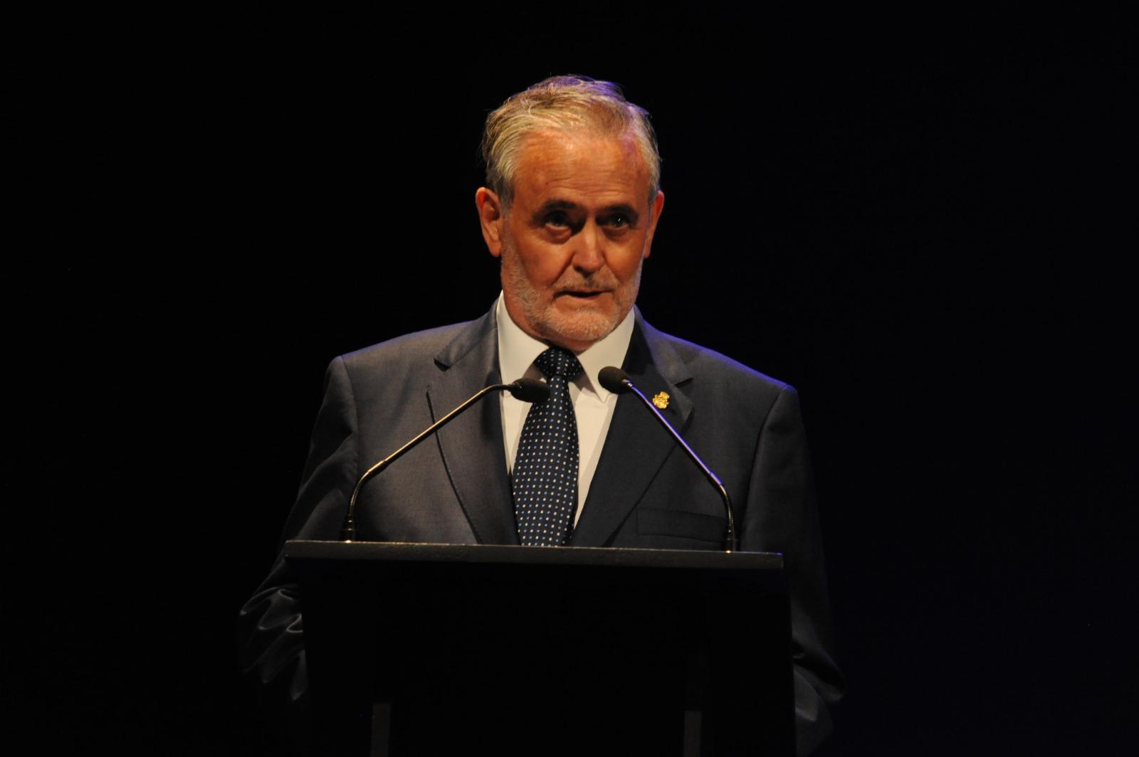 El profesor José Gómez Soliño pregona las Fiestas del Cristo 2021 en La Laguna / CanariasNoticias.es