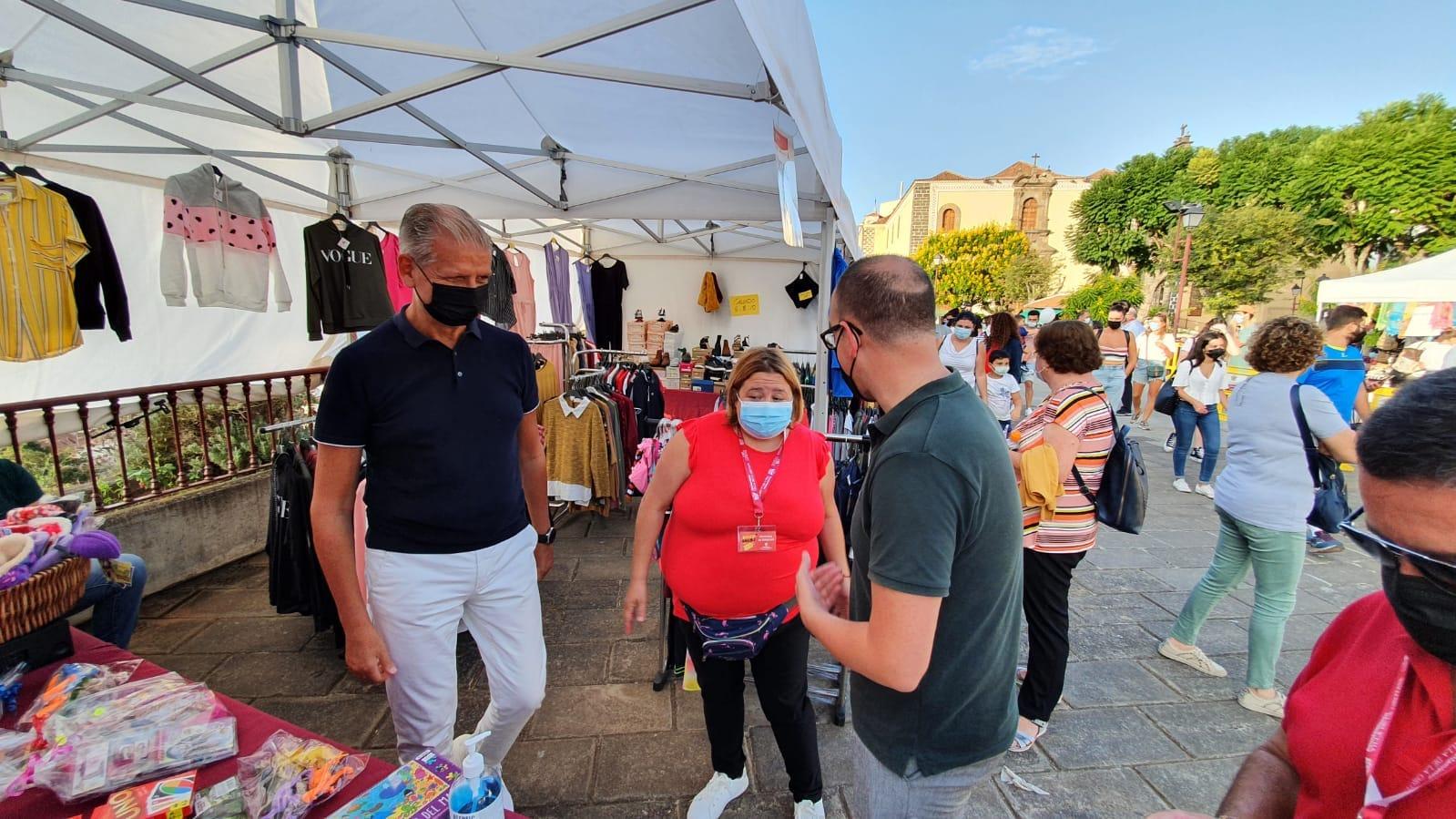 Feria DiverSaldo en La Orotava / CanariasNoticias.es