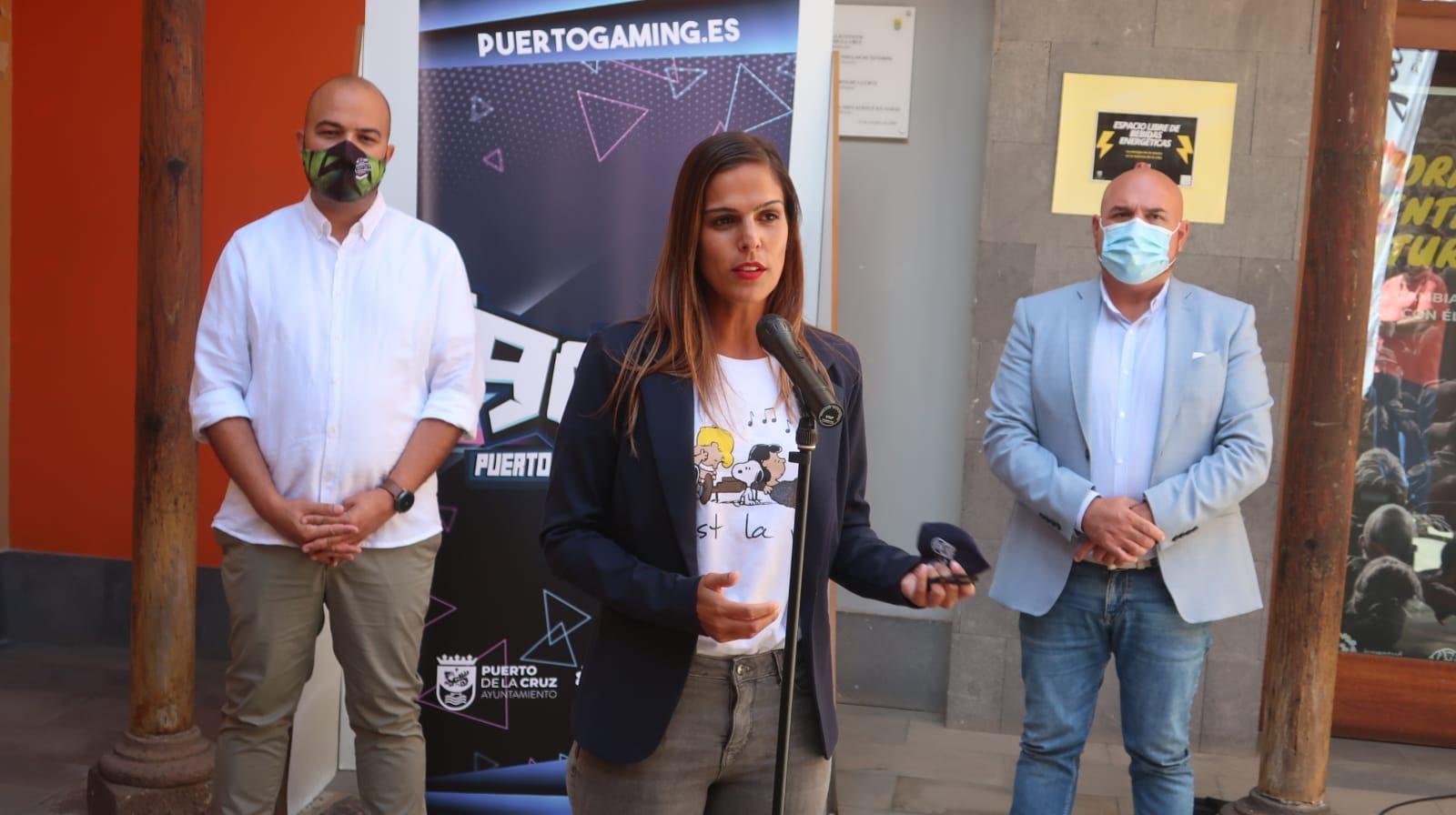 Puerto Gaming Party Xpress / CanariasNoticias.es