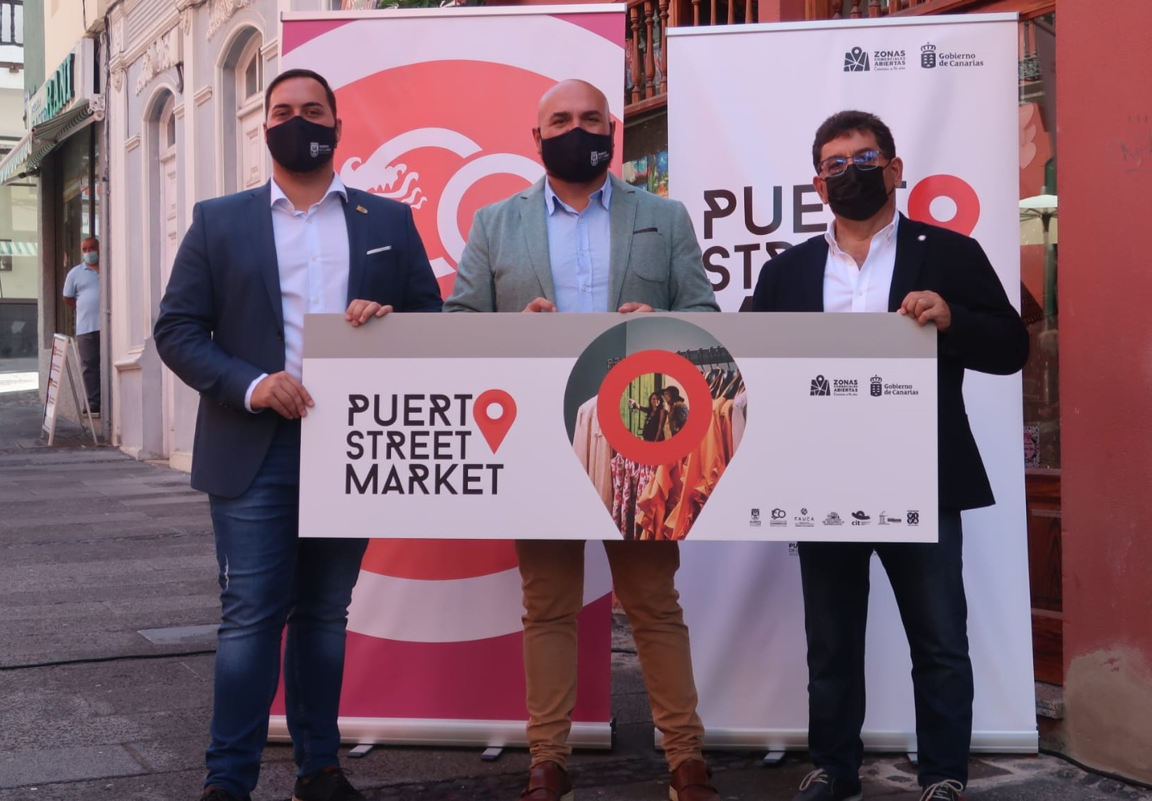 Puerto Street Market en Puerto de la Cruz / CanariasNoticias.es