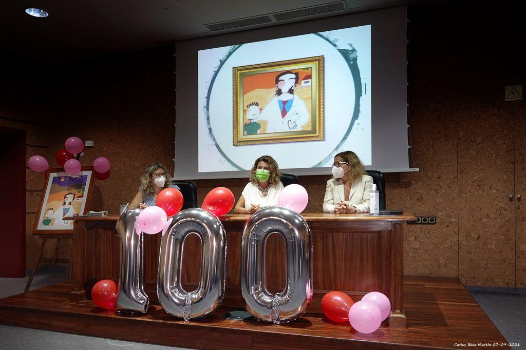 Edición número 100 del curso de Terapéutica Pediátrica / CanariasNoticias.es