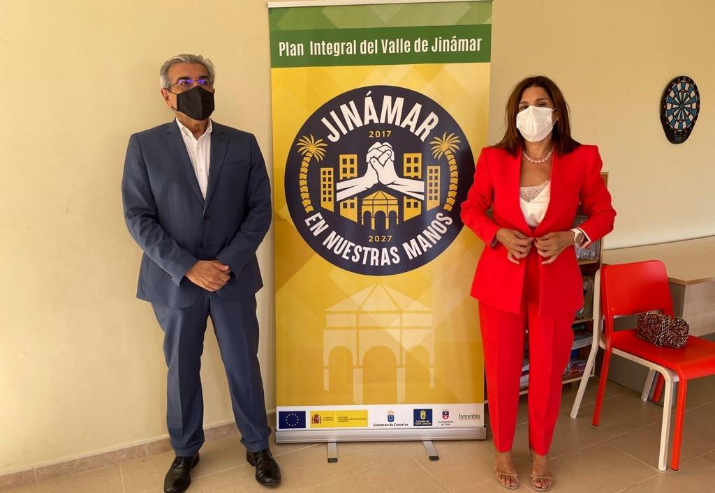 Visita institucional de Román Rodríguez, vicepresidente del Gobierno de Canarias a Telde / CanariasNoticias.es