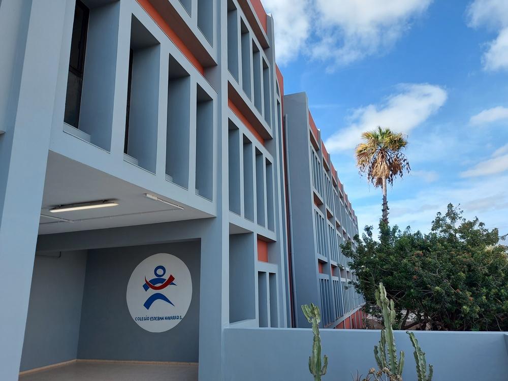 Telde finaliza las obras en el CEIP Esteban Navarro Sánchez / CanariasNoticias.es