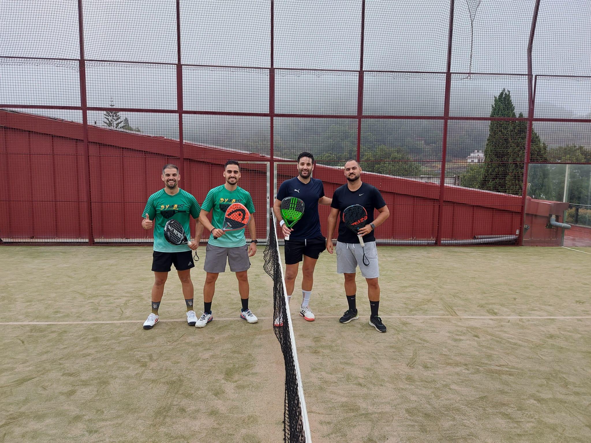 Torneo Padelvalle en Valleseco / CanariasNoticias.es