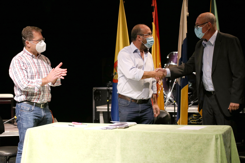 Toma posesión como nuevo concejal socialista José Manuel Guerra Díaz