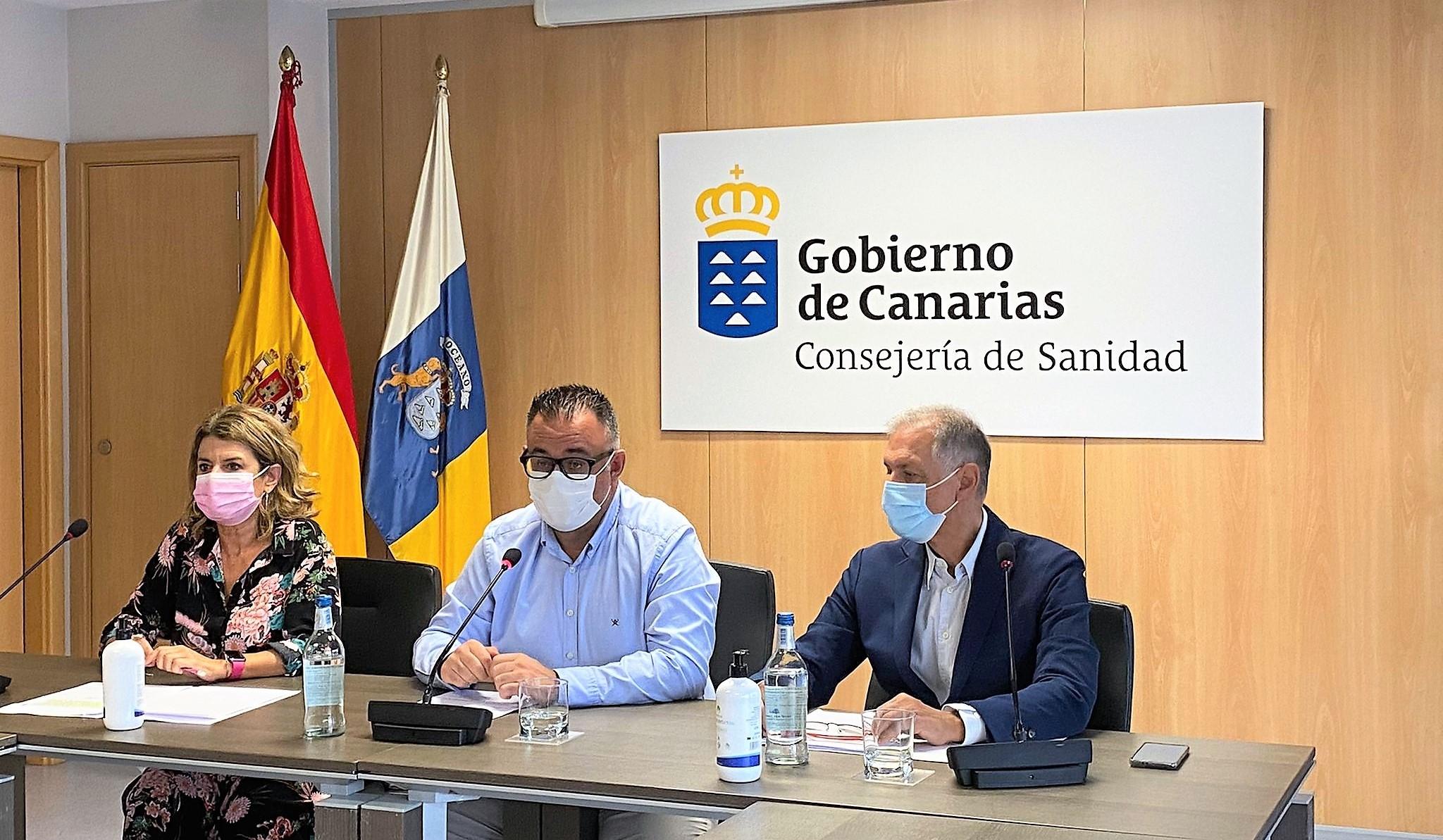 Presentación de la Encuesta de Salud de Canarias 2021 / CanariasNoticias.es