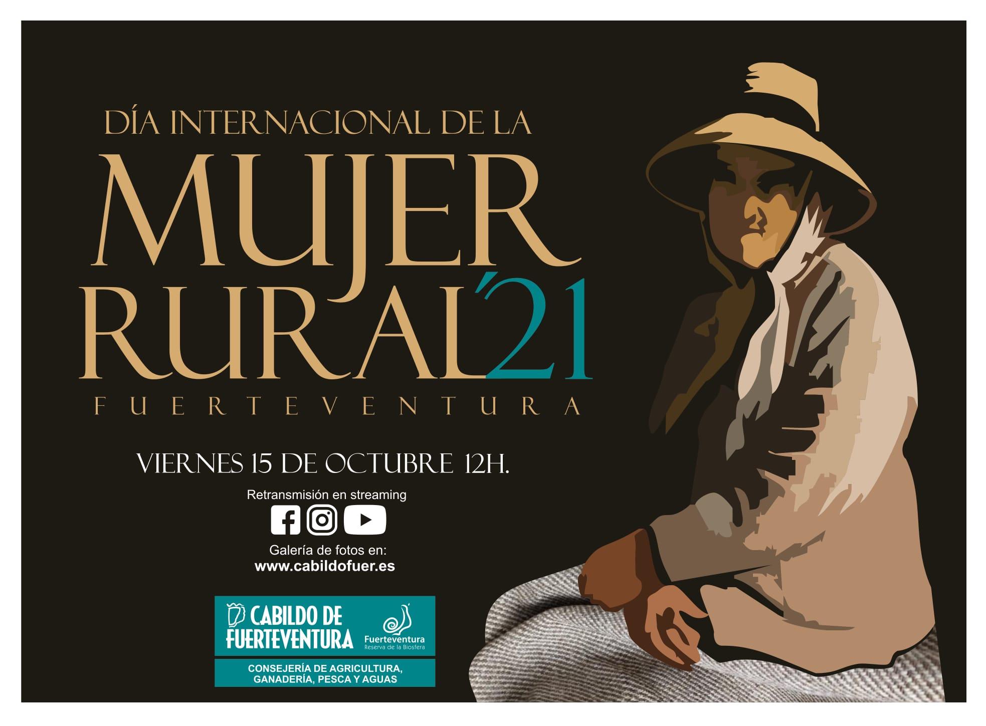 Día Internacional de las Mujeres Rurales en Fuerteventura