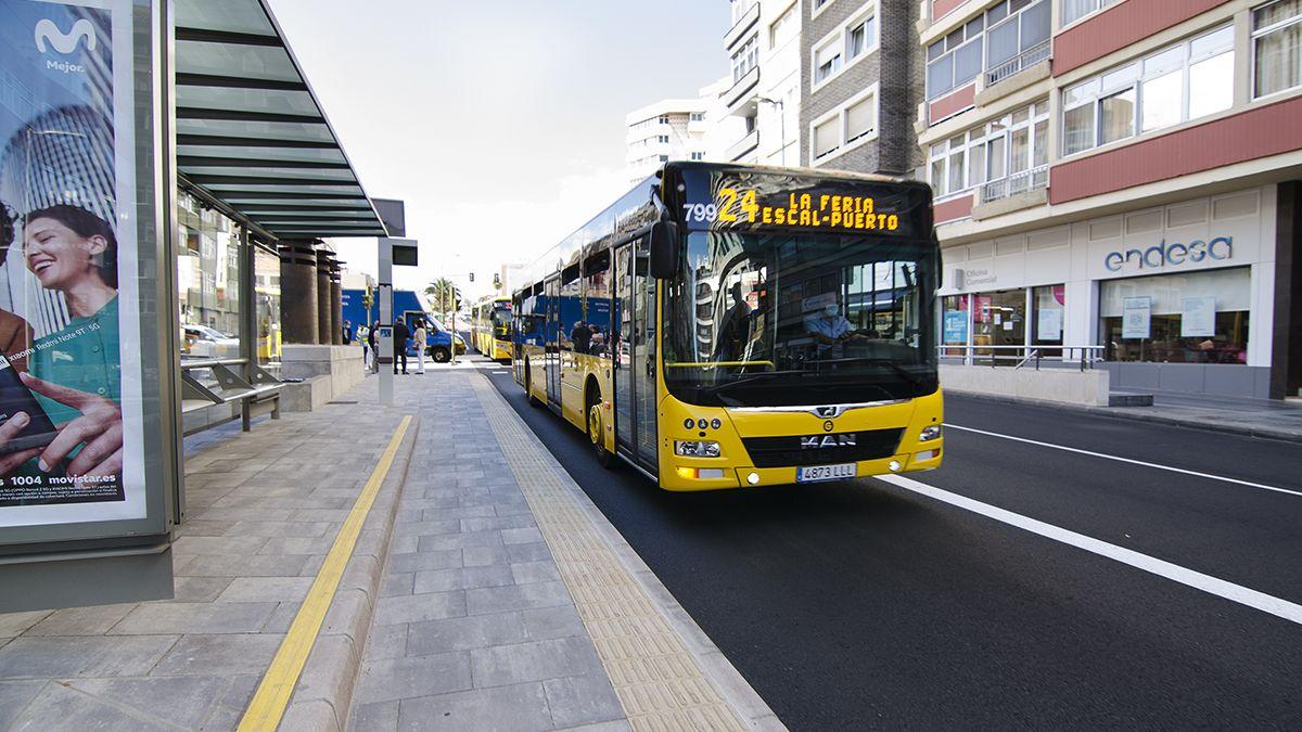 Guaguas Municipales  / CanariasNoticias.es