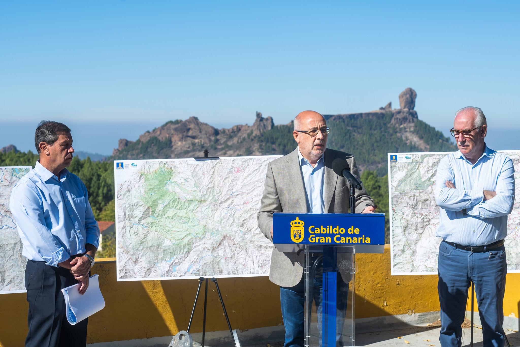 El Cabildo de Gran Canaria mejora infraestructuras y recursos hidráulicos de la isla / CanariasNoticias.es
