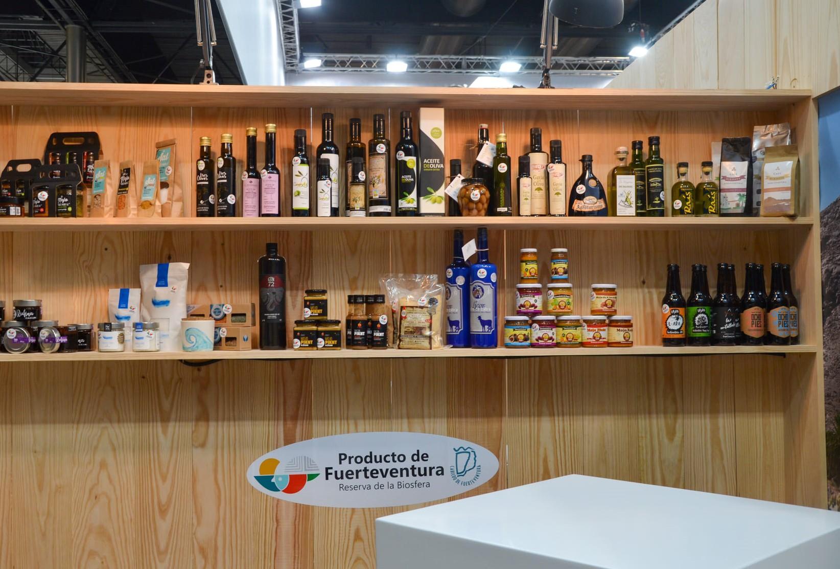 Productos majoreros en Ifema Madrid / CanariasNoticias.es