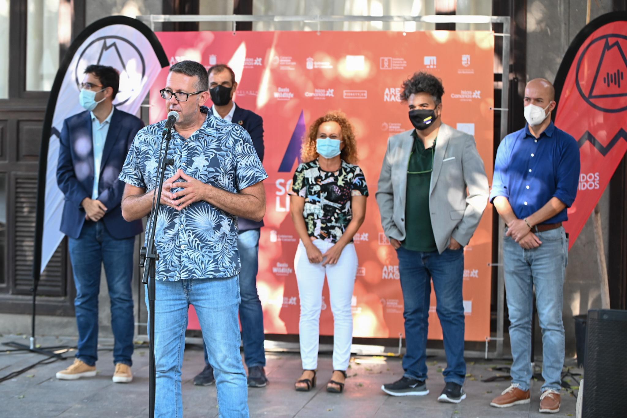Presentación del Festival Sonidos Líquidos (Lanzarote) / CanariasNoticias.es