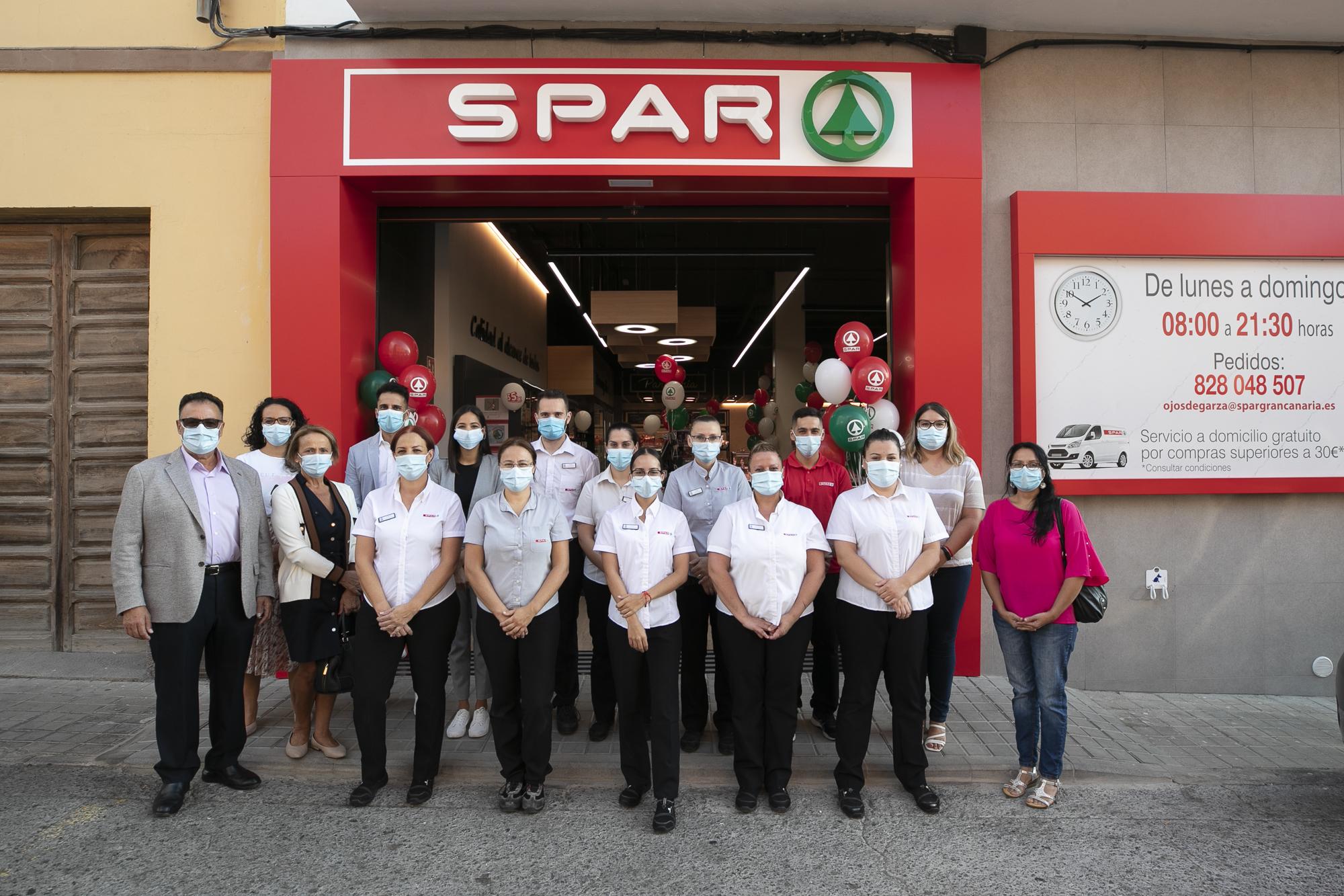 Spar en Ojos de Garza en Telde / CanariasNoticias.es