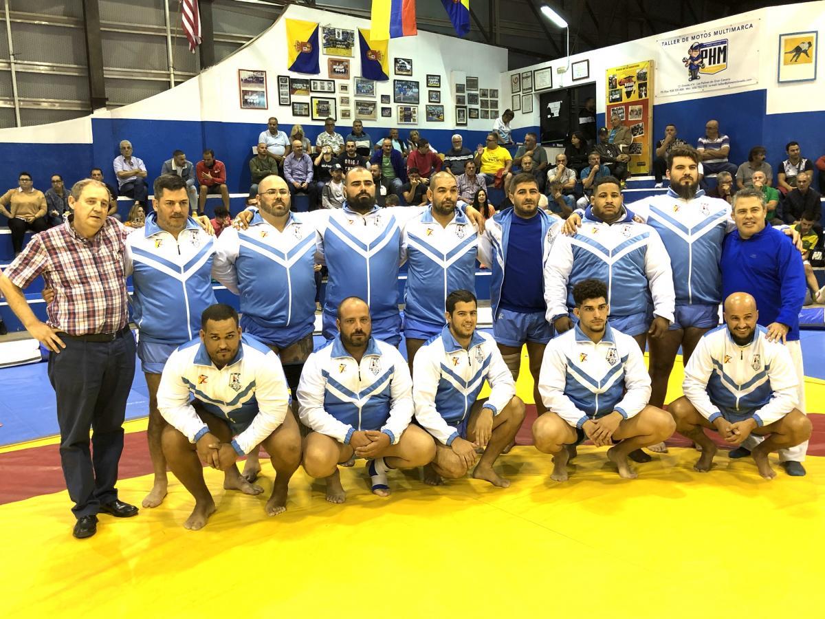 Final 41º de la Liga del Cabildo de Gran Canaria de Tercera Categoría de lucha canaria
