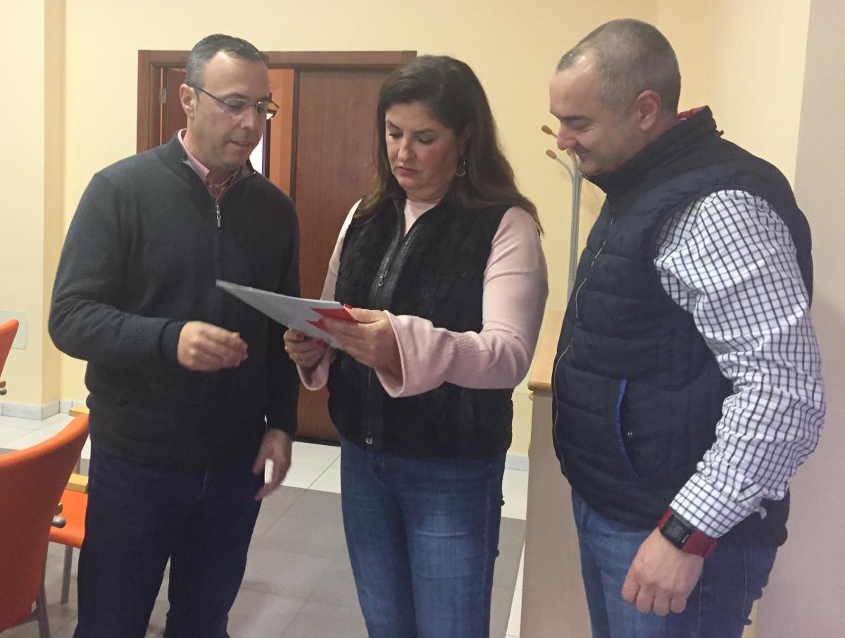 Cruz Roja y Cabildo de El Hierro inician un proyecto para fomentar la autonomía personal para mayores y dependientes