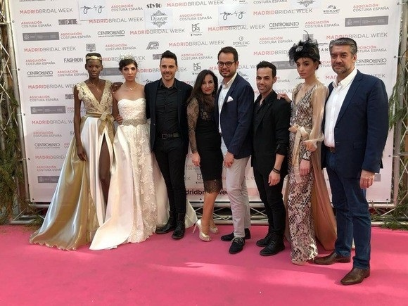 Diazar, GMBYJE y Ferreiro brillan en Madrid Bridal Week de la mano de Isla Bonita Moda