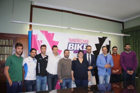 Grupo de la Transvulcania Bike